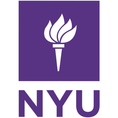 New York University school logo