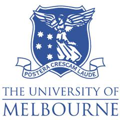 墨尔本大学 logo