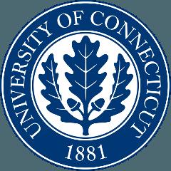 康涅狄格大学 logo