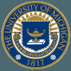 密歇根大学 logo