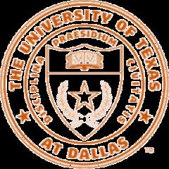 德克萨斯州大学达拉斯分校 logo